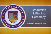 Chamberlain College of Nursing Graduation